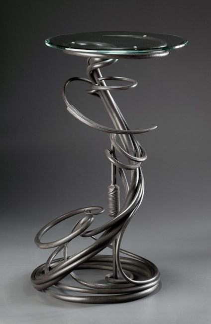 Plant Stand A Recent Journey In Metal 171 Bighorn Forge S