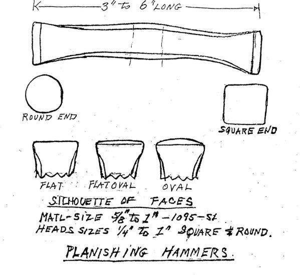 Hersom's Hammer Designs 2