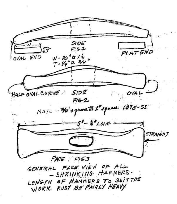 Hersom's Written Hammer Designs 6A