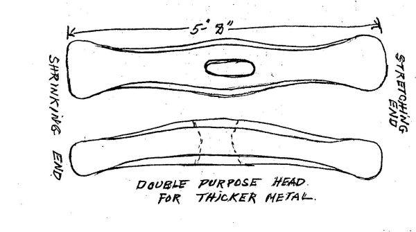 Hersom's Written Hammer Designs 6B