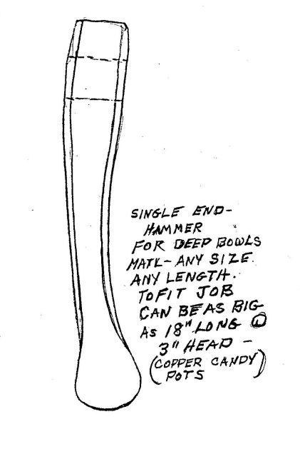 Hersom's Written Hammer Designs 7B